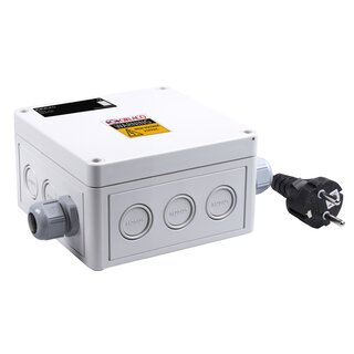 Orlaco Netzteil/Junction box HD-E 230 V/AC in